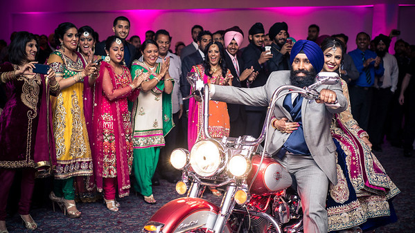 Jaskarn & Jaspreet's Reception