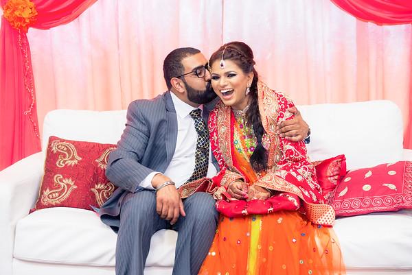 Ameet + Sandi Engagement