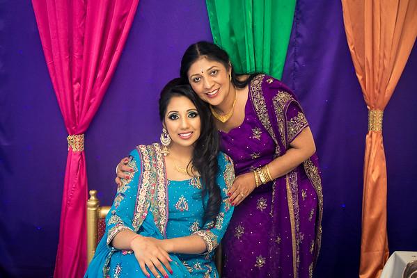 Asha's Engagement
