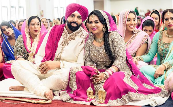 Kiran + Gurj Wedding