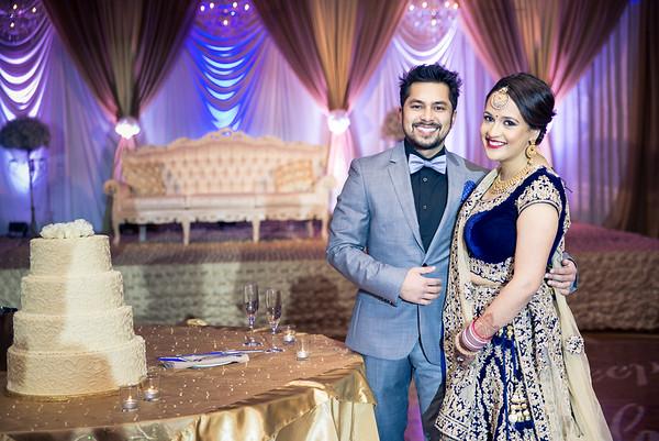 Mandeep + Surbhi Reception